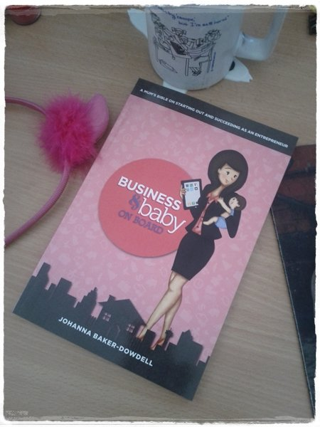 Business & Baby On Board Book
